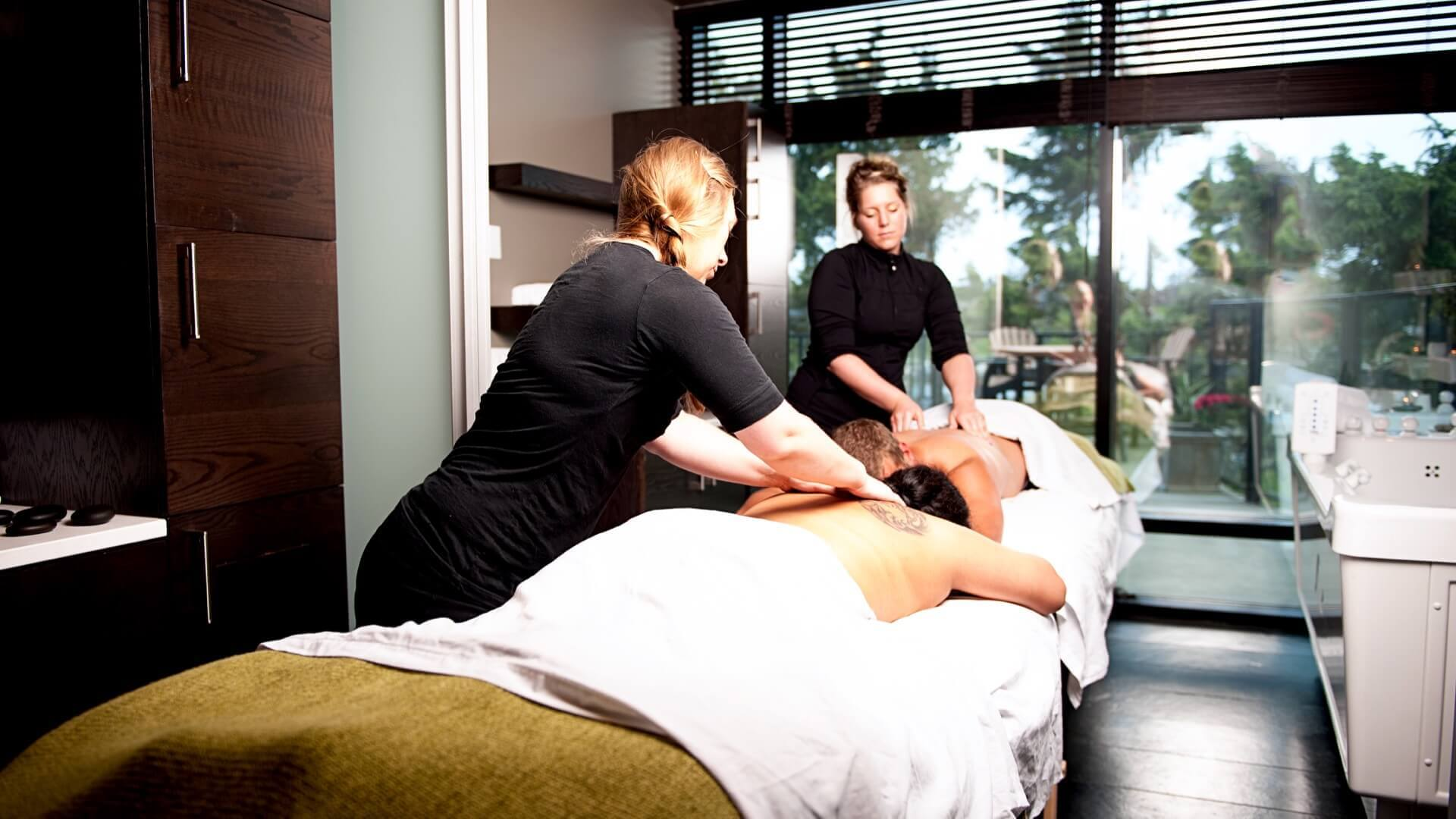 wellness and spa is a good option for generating non-room revenue at your hotel
