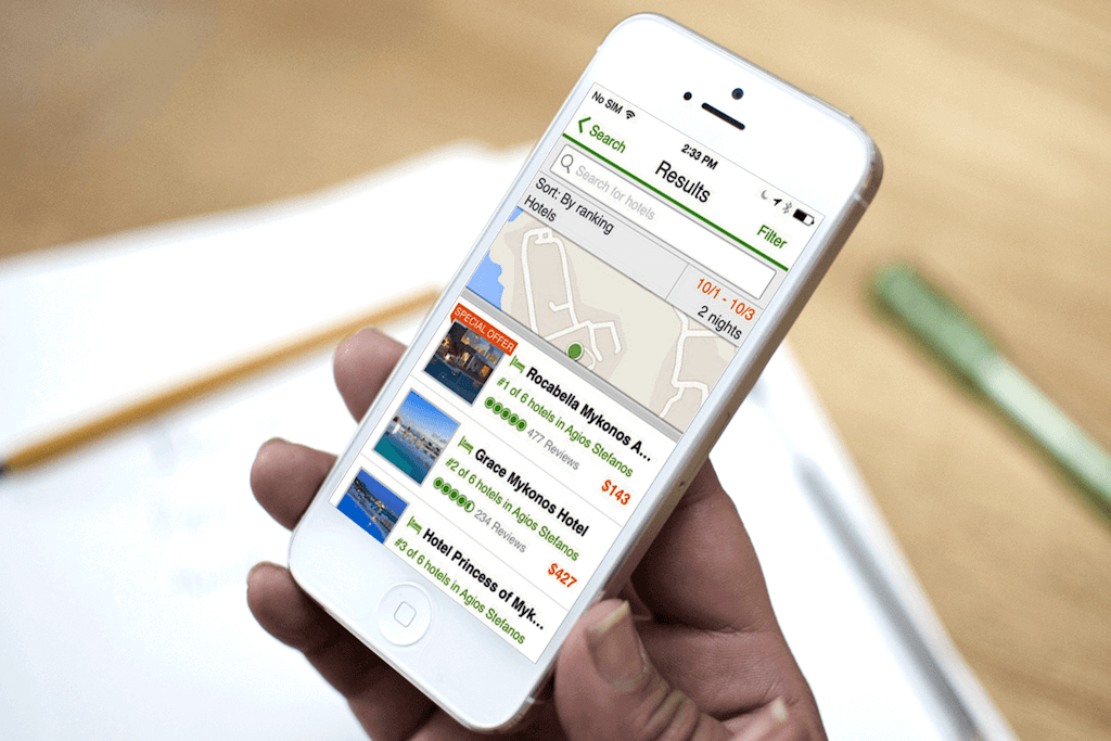 Tracking Competitor Mobile App Rates is a Must for Price Strategy!