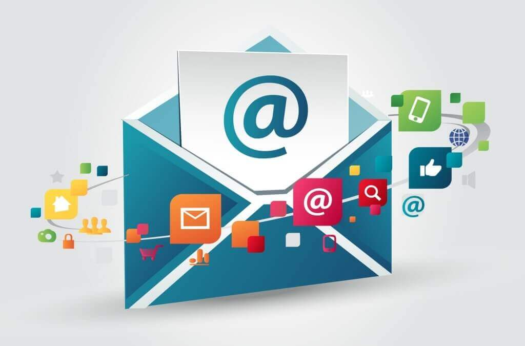 envelope and email icon reflecting value of email marketing campaigns