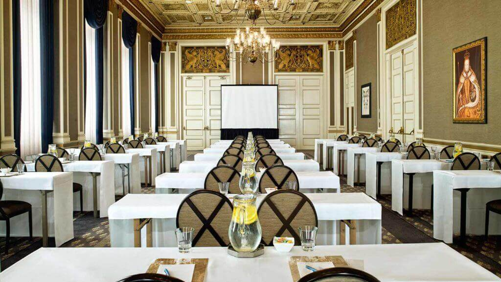 hotel meeting and events venue