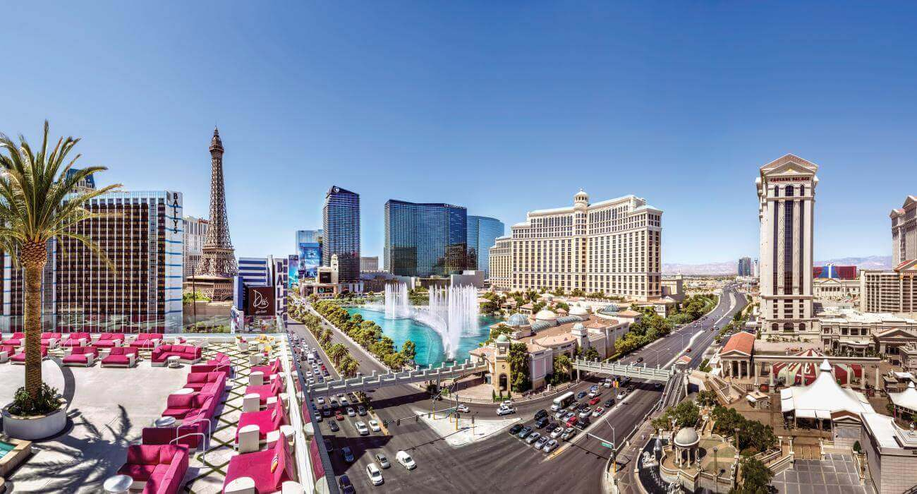 casinos on vegas strip