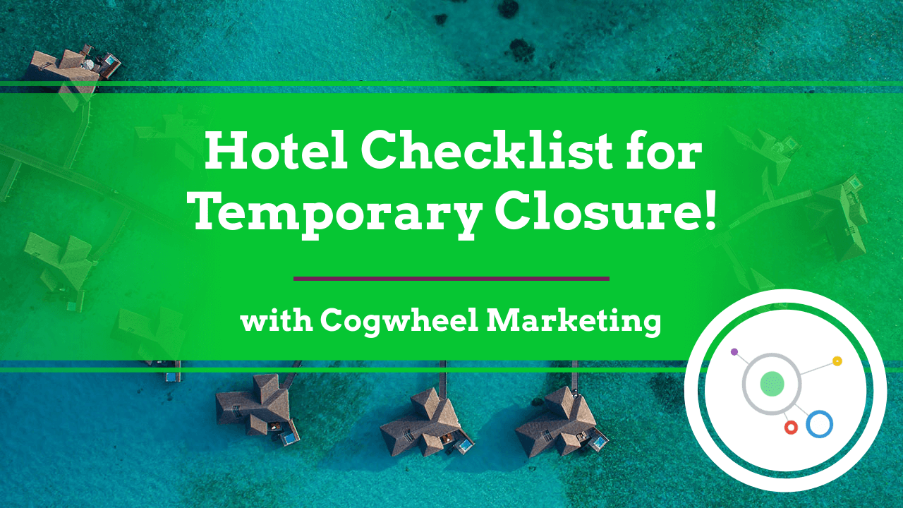 Hotel Digital Checklist for Temporary Closure