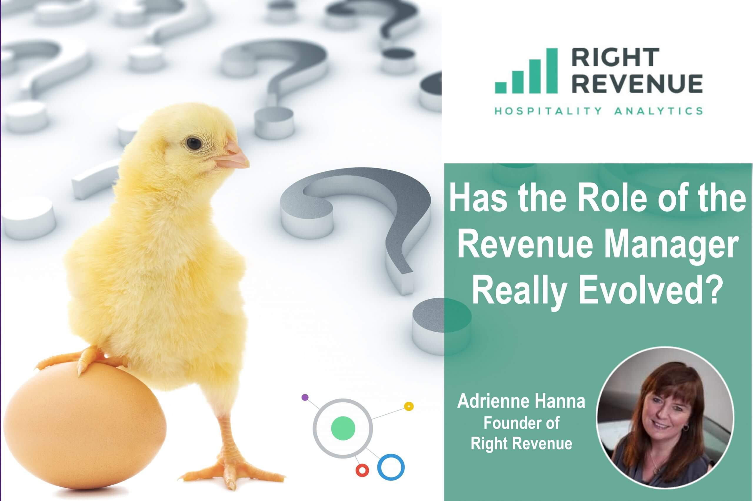 video with adrienne hanna of right revenue asking has the role of the revenue manager really evolved