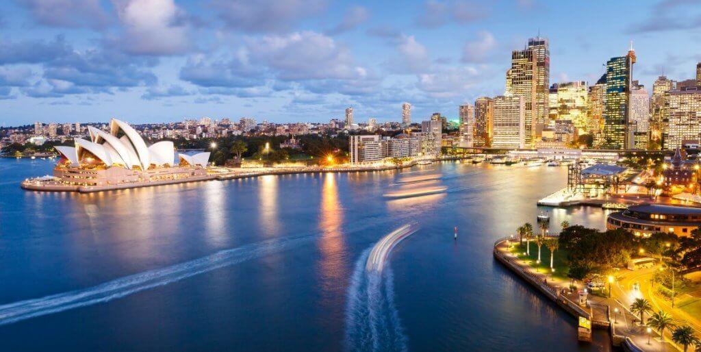 sydney australia a key travel destination