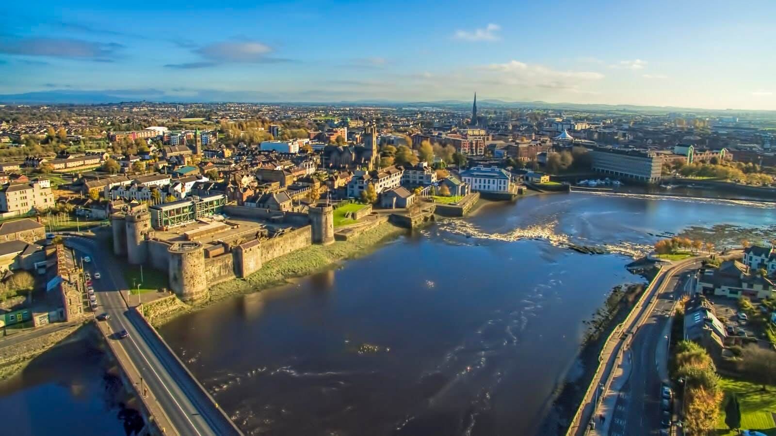 limerick is a sought after destination for those booking holidays