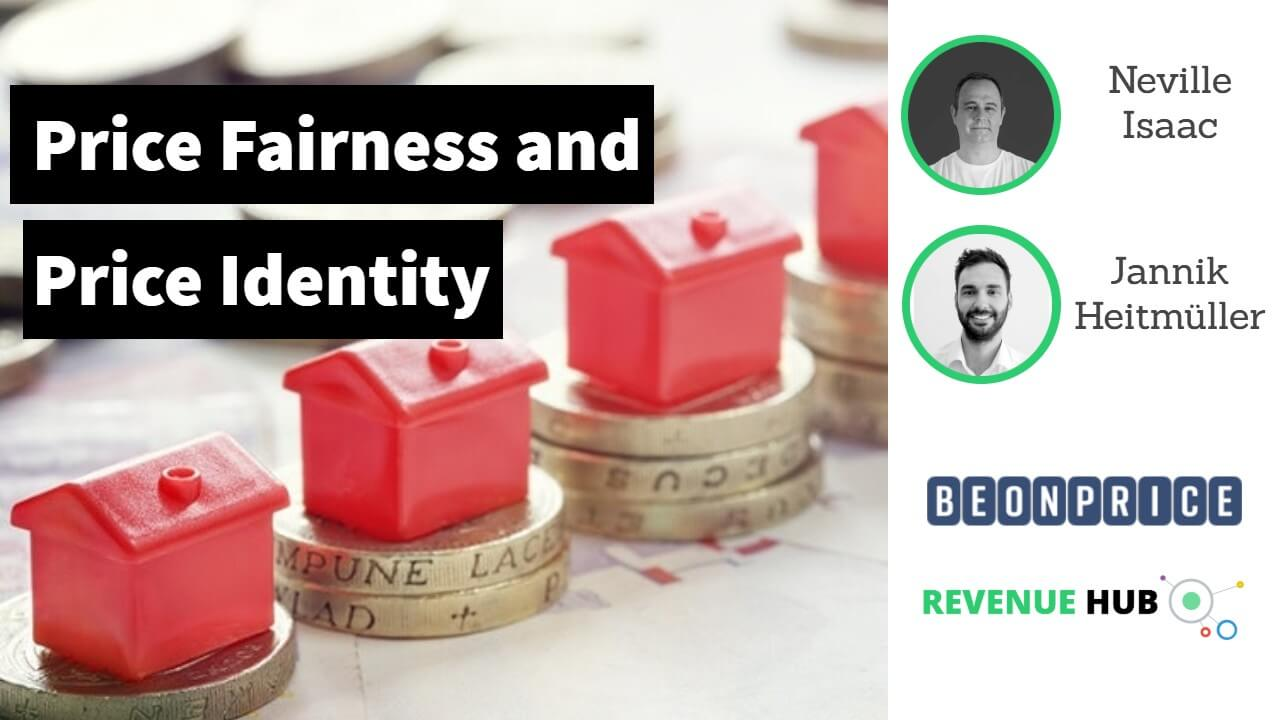 video thumbnail for discussion on price fairness and price identity