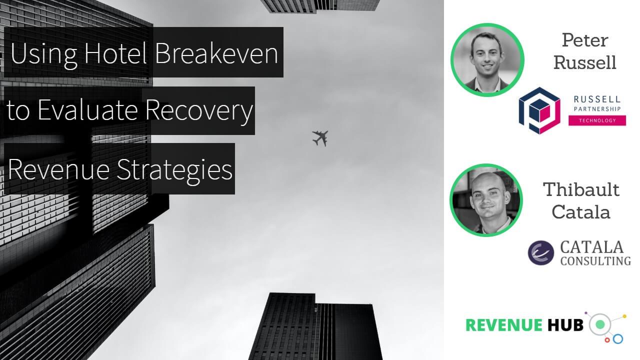 hotel breakeven video thumbnail to evaluate revenue strategies