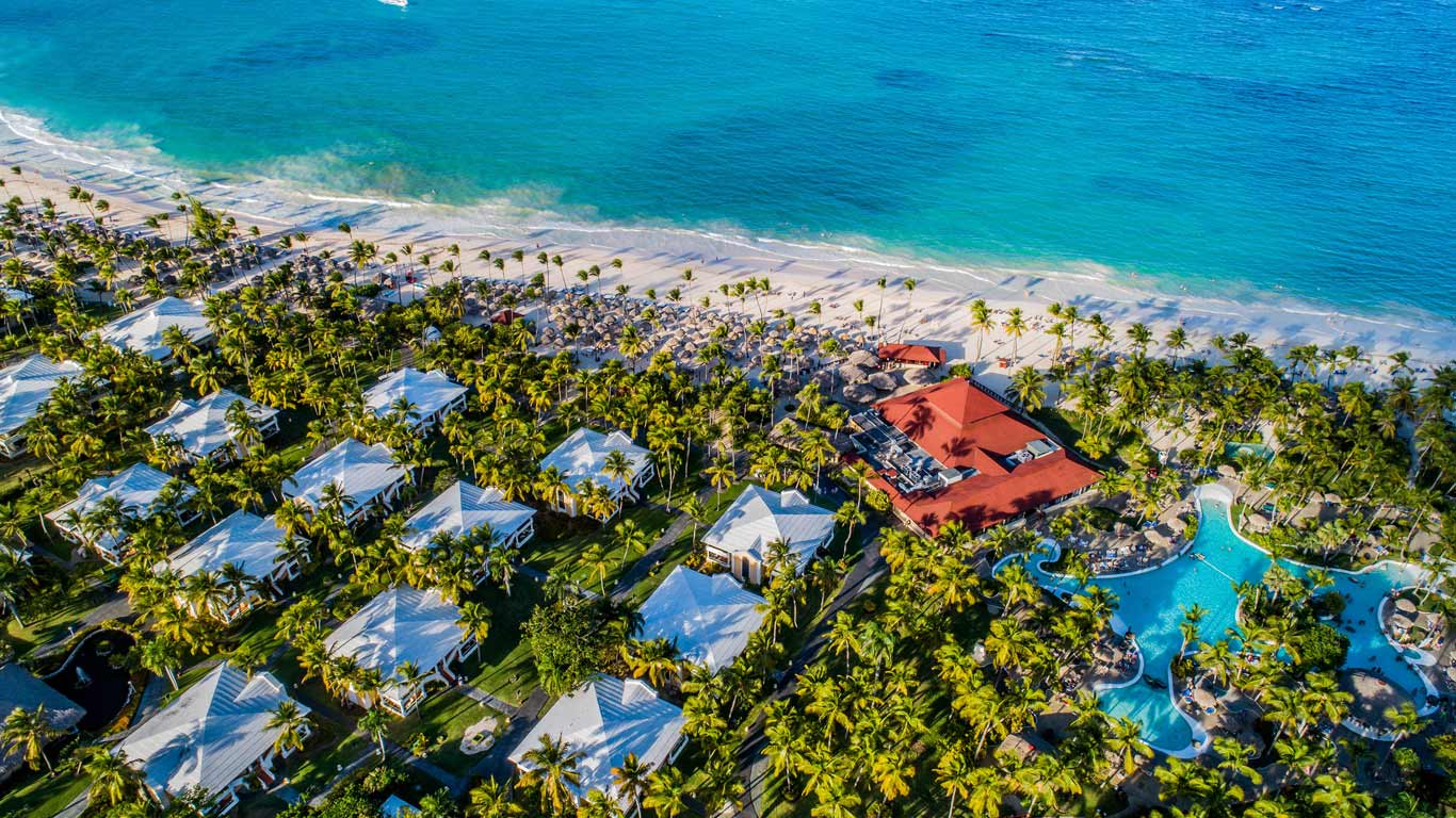 image of princess grand bavaro resort used in mirai article about capturing more demand using google hotel ads