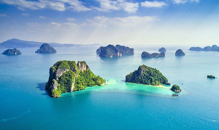phuket thailand is popular holiday booking destination with their sandbox campaign