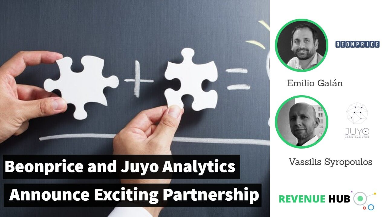 video thumbnail image of conversation with beonprice and juyo analytics about exciting new partnership